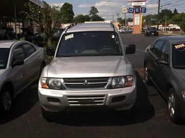 2002 Mitsubishi Montero for sale at Boardman Auto Mall in Boardman OH