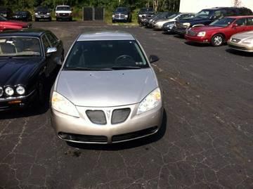 2005 Pontiac G6 for sale at Boardman Auto Mall in Boardman OH