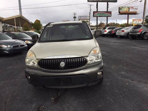 2005 Buick Rendezvous for sale at Boardman Auto Mall in Boardman OH