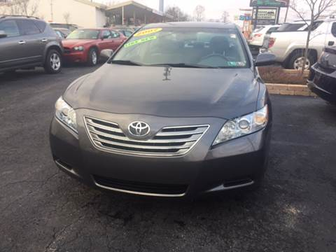 2007 Toyota Camry Hybrid for sale in Boardman, OH