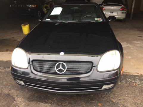 1998 Mercedes-Benz SLK for sale in Boardman, OH
