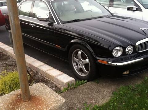 2004 Jaguar XJ-Series for sale at Boardman Auto Mall in Boardman OH