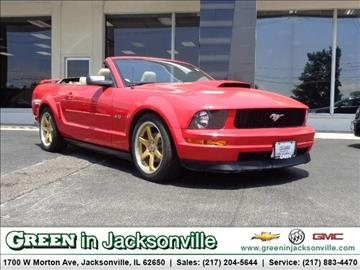 2006 Ford Mustang for sale in Jacksonville, IL