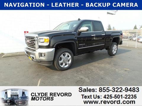 2018 GMC Sierra 2500HD for sale in Everett, WA