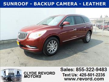 2017 Buick Enclave for sale in Everett, WA