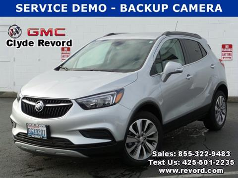 2018 Buick Encore for sale in Everett, WA