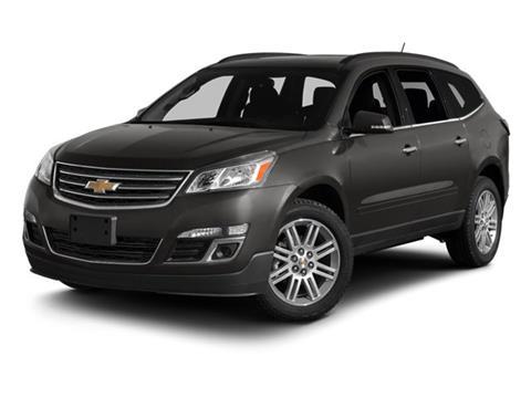 2014 Chevrolet Traverse for sale in Everett, WA