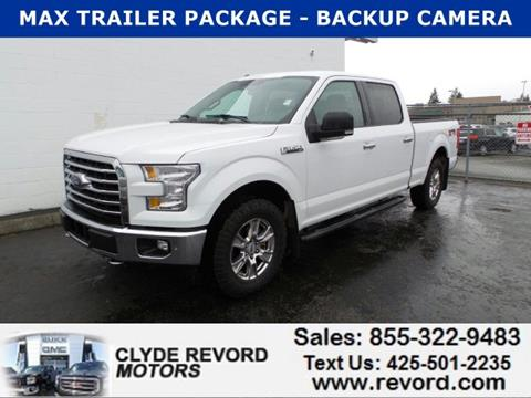 2015 Ford F-150 for sale in Everett, WA