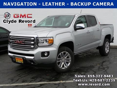 Gmc canyon for sale in washington for Clyde revord motors everett wa