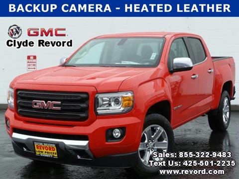 Gmc canyon for sale in everett wa for Clyde revord motors everett wa