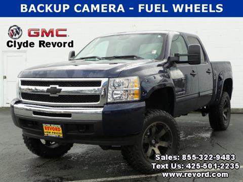 Chevrolet silverado 1500 for sale in everett wa for Clyde revord motors everett wa