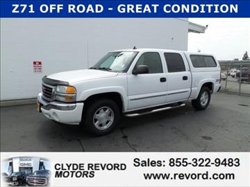 2007 GMC Sierra 1500 for sale in Everett, WA