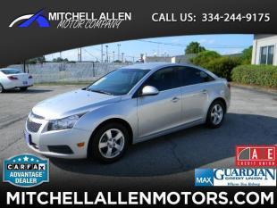2012 Chevrolet Cruze for sale in Montgomery, AL