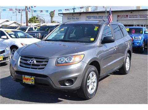 2011 Hyundai Santa Fe for sale in Fresno, CA