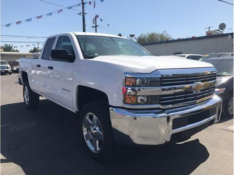 2015 Chevrolet Silverado 2500HD for sale in Fresno, CA