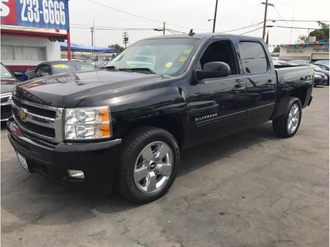 2011 Chevrolet Silverado 1500 for sale in Fresno, CA