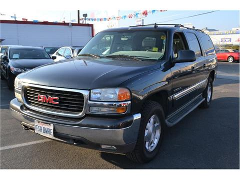 2006 GMC Yukon XL for sale in Fresno, CA