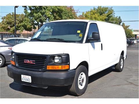 2012 GMC Savana Cargo for sale in Fresno, CA