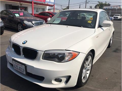 2012 BMW 1 Series for sale in Fresno, CA