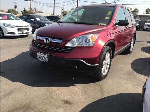 2007 Honda CR-V for sale in Fresno, CA