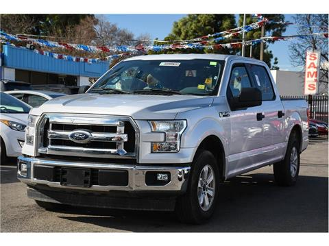 2017 Ford F-150 for sale in Fresno, CA
