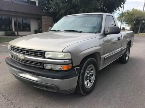 2001 Chevrolet Silverado 1500 for sale in Arlington, TX