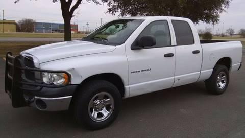 2003 Dodge Ram Pickup 1500 for sale in Arlington, TX