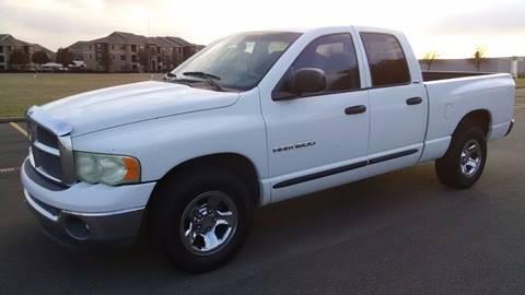 2002 Dodge Ram Pickup 1500 for sale in Arlington, TX