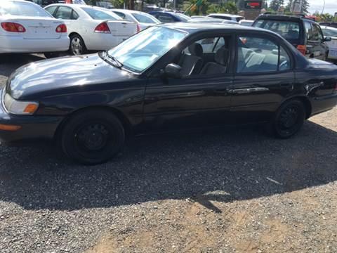 1997 Toyota Corolla for sale in Spanaway, WA