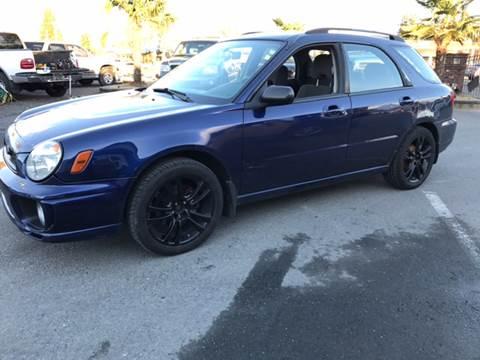 2002 Subaru Impreza for sale in Spanaway, WA