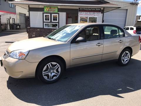 2008 Chevrolet Malibu Classic for sale in Spanaway, WA