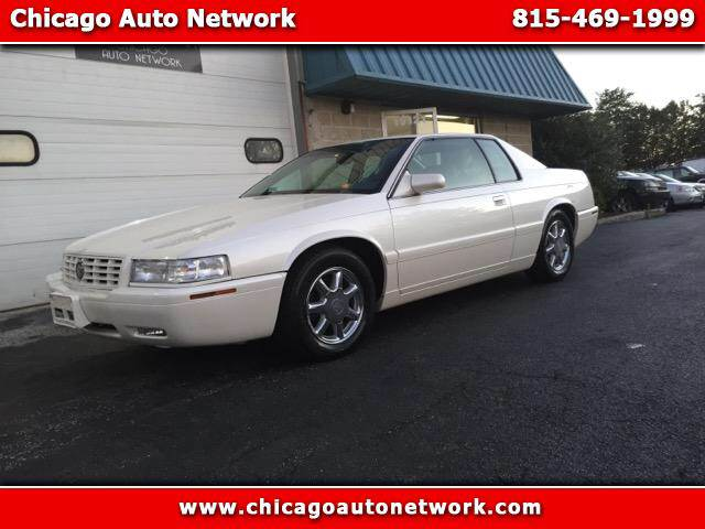 2002 Cadillac Eldorado for sale at Chicago Auto Network in Mokena IL