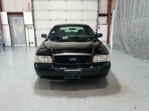 2010 Ford Crown Victoria for sale in Mokena, IL