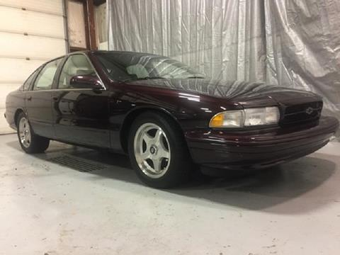 1996 Chevrolet Impala for sale in Mokena, IL