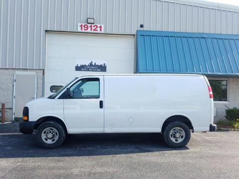 2008 Chevrolet Express Cargo for sale in Mokena, IL