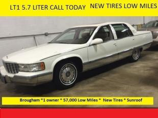 1996 Cadillac Fleetwood for sale in Mokena, IL