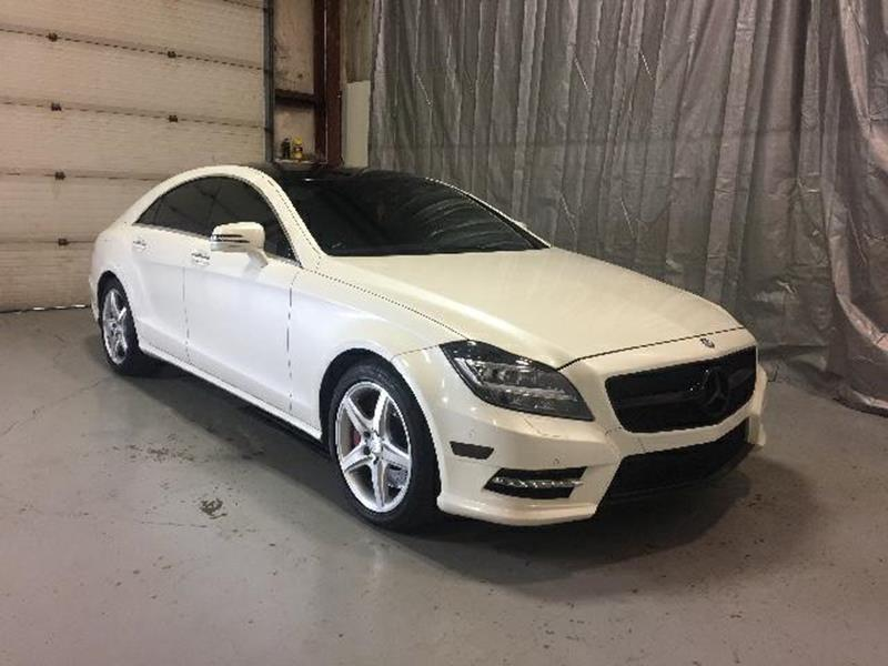 2014 Mercedes Benz CLS AWD CLS 550 4MATIC 4dr Sedan   Mokena IL