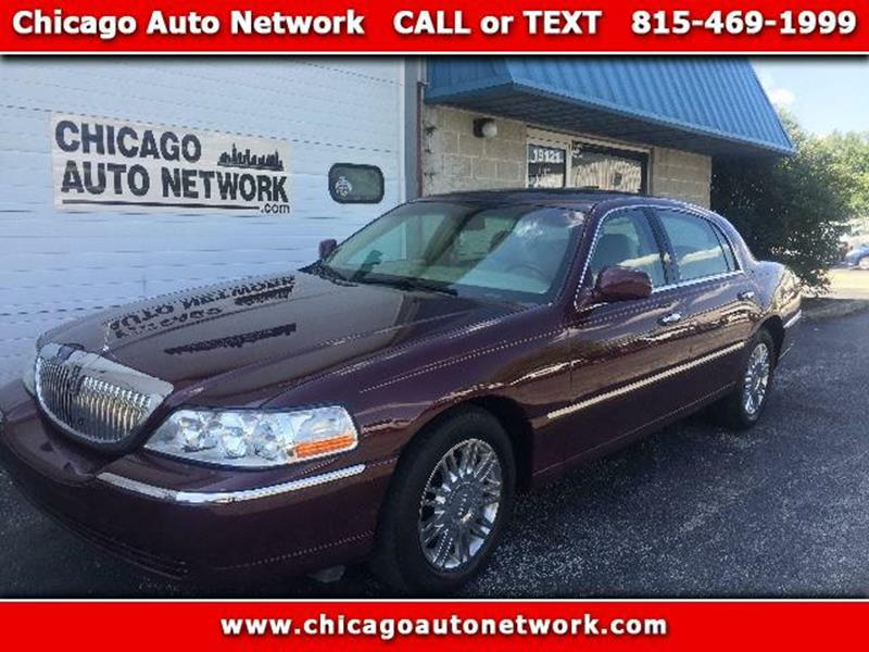 2007 Lincoln Town Car Signature Limited 4dr Sedan In Mokena Il