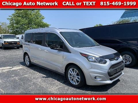 2014 Ford Transit Connect Wagon for sale in Mokena, IL
