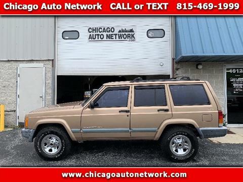 1999 Jeep Cherokee for sale in Mokena, IL