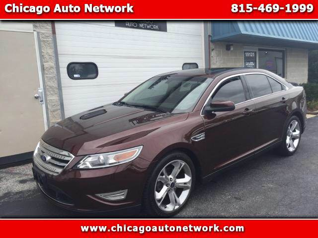 2010 Ford Taurus for sale at Chicago Auto Network in Mokena IL