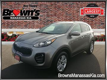 2017 Kia Sportage for sale in Manassas, VA