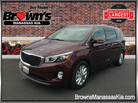 2017 Kia Sedona for sale in Manassas, VA