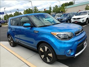 2017 Kia Soul for sale in Manassas, VA