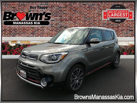 2018 Kia Soul for sale in Manassas, VA