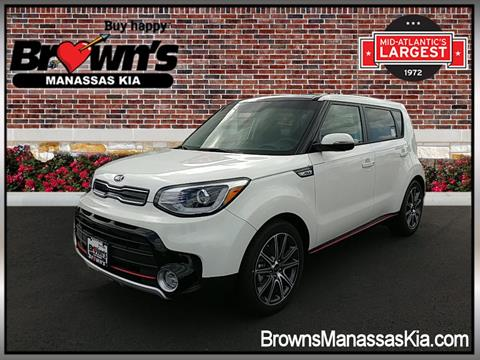 2018 Kia Soul for sale in Manassas, VA