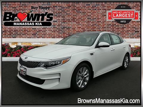 2018 Kia Optima for sale in Manassas, VA