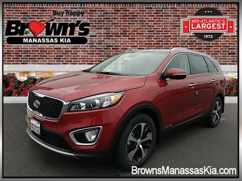 2018 Kia Sorento for sale in Manassas, VA