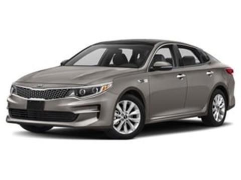 2018 Kia Optima for sale in Manassas, VA