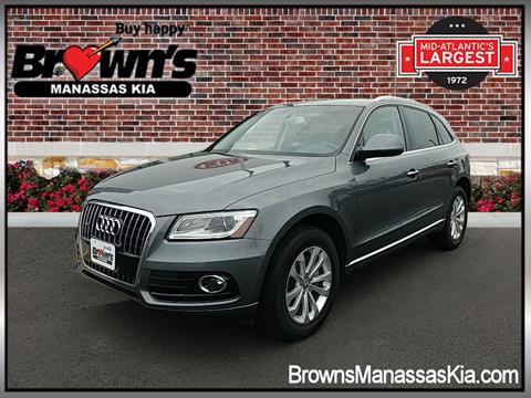 2015 Audi Q5 for sale in Manassas, VA